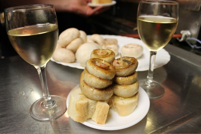 The tapas to shame all tapas
