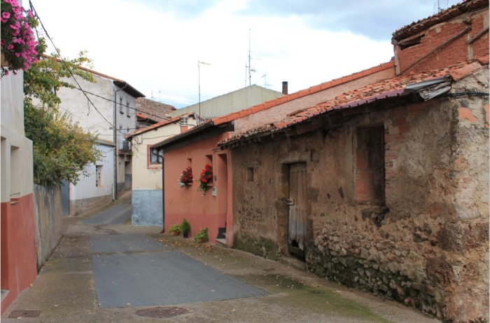 A seemingly abandoned San Millán