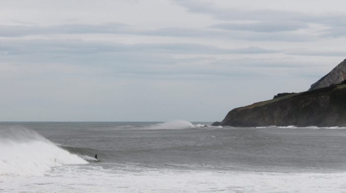 surfer close up