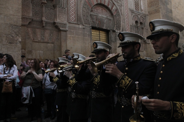 Cordoba. trumpets