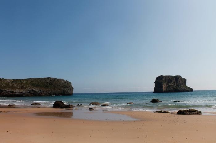 The magical beach